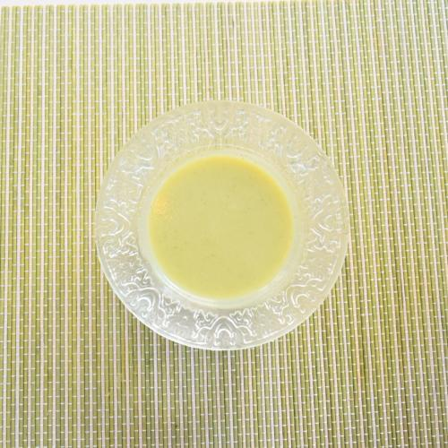 Crema de calabacin